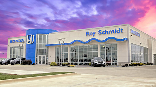 Roy Schmidt Honda