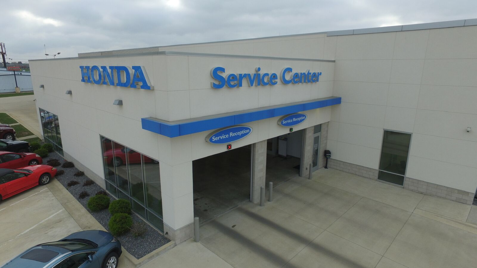 Service Center -Roy Schmidt Honda