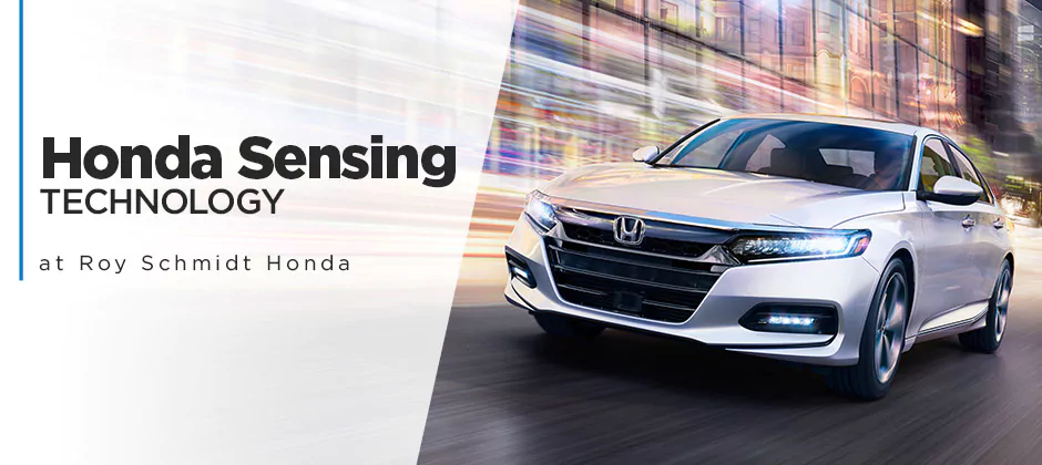 Roy Schmidt Honda - Honda sensing