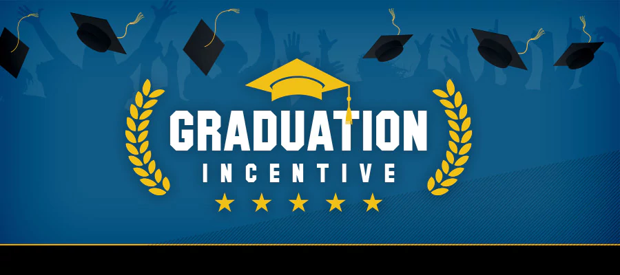 Roy Schmidt Honda -Graduation Incentives