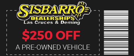 $500 off a pre-owned vehicle
