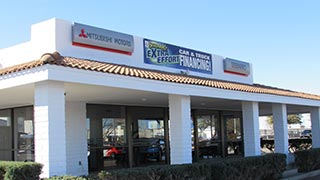 Las Cruces Buick GMC Location