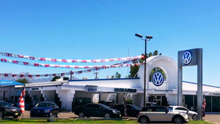 Las Cruces Volkswagen Location