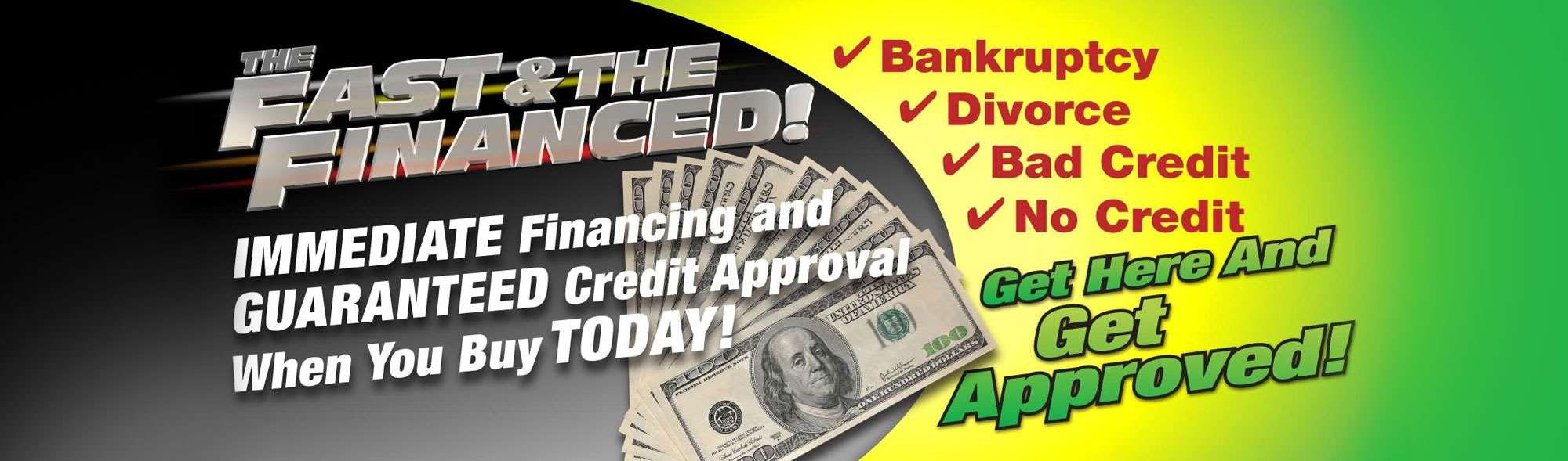 Credit Cars - Car loans