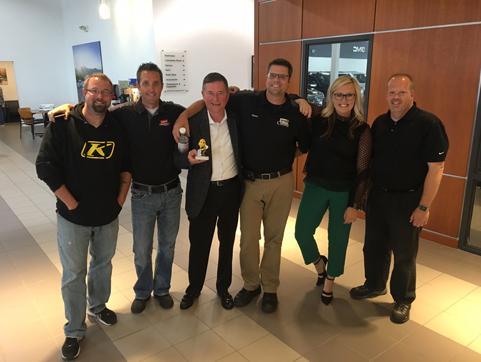 United Way  - Snell Motors Staff