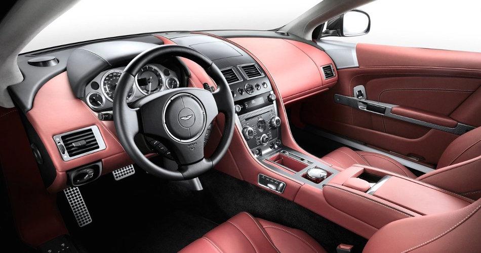 2015 Aston Martin DB9 Interior Console
