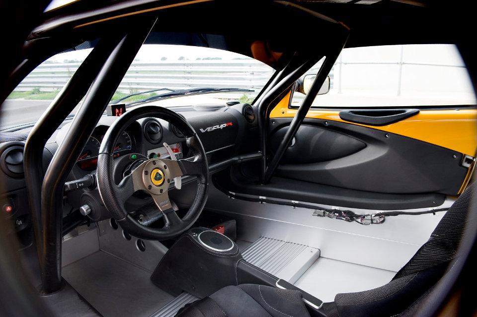 2016 Lotus Exige V6 Cup Interior