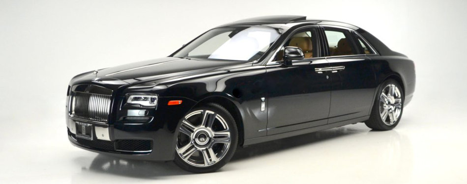 2016 Rolls-Royce Ghost Exterior Design