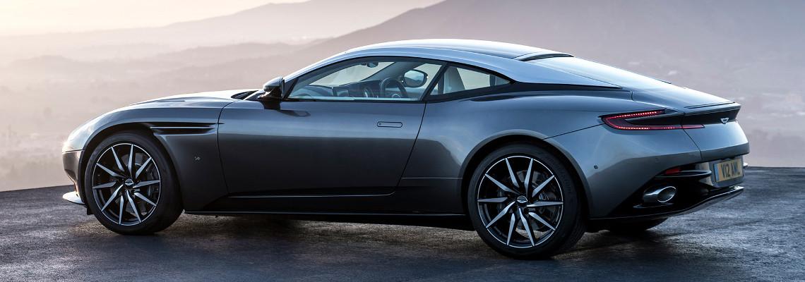 2017 Aston Martin DB11 Exterior View