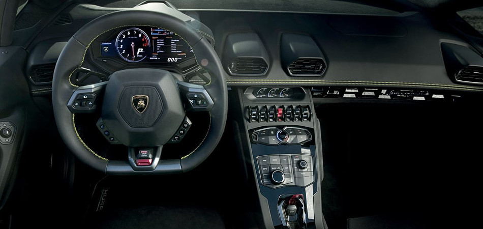 2017 Lamborghini Huracán RWD Spyder | St. Louis, Missouri ...
