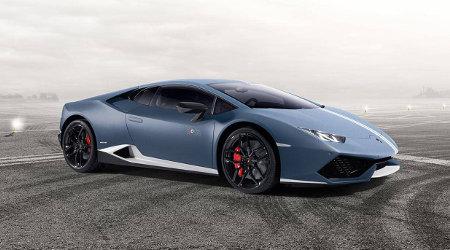 2016 Lamborghini Huracan AVIO