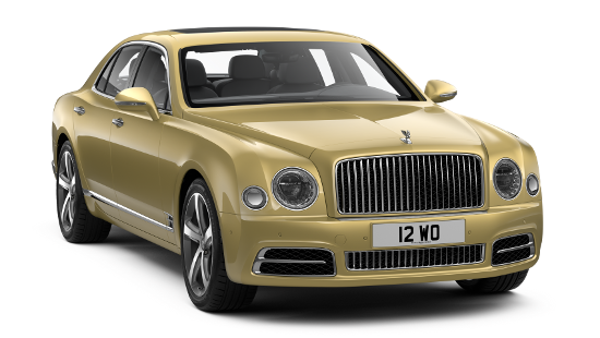 Bentley Mulsanne Speed Model