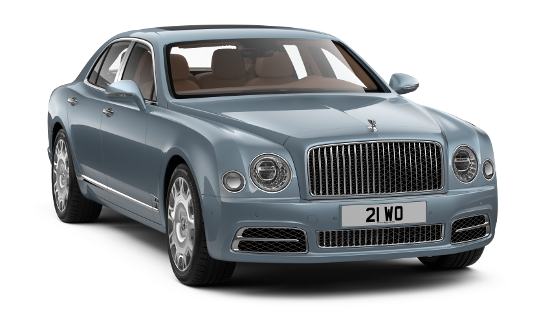 Bentley Mulsanne Model