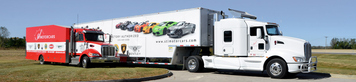 St Louis Motorcars Exotic Auotmotive Shipping