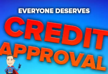 Everyone Deserves Credit Approval