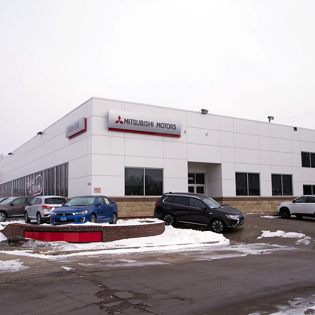 Vern Eide Mitsubishi Dealership