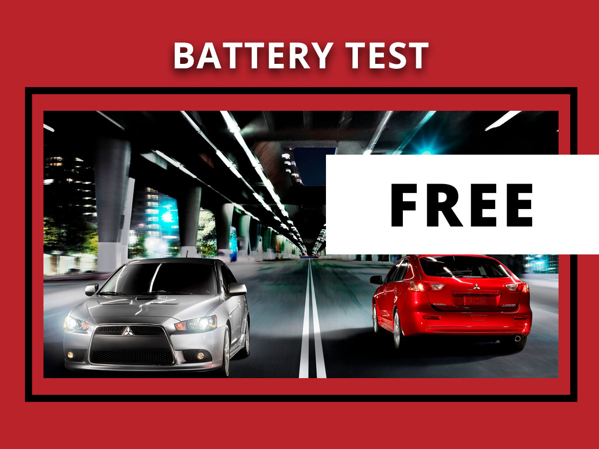 Free Battery Test Service
