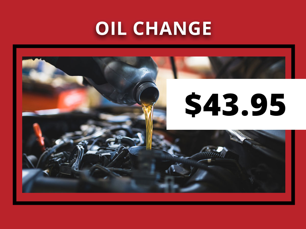 Mitsubishi Oil Change Coupon