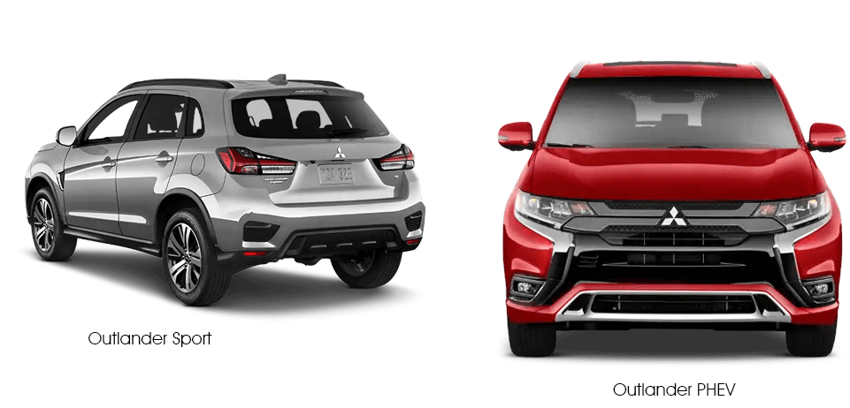Mitsubishi SUV Models in Sioux Falls Right Column
