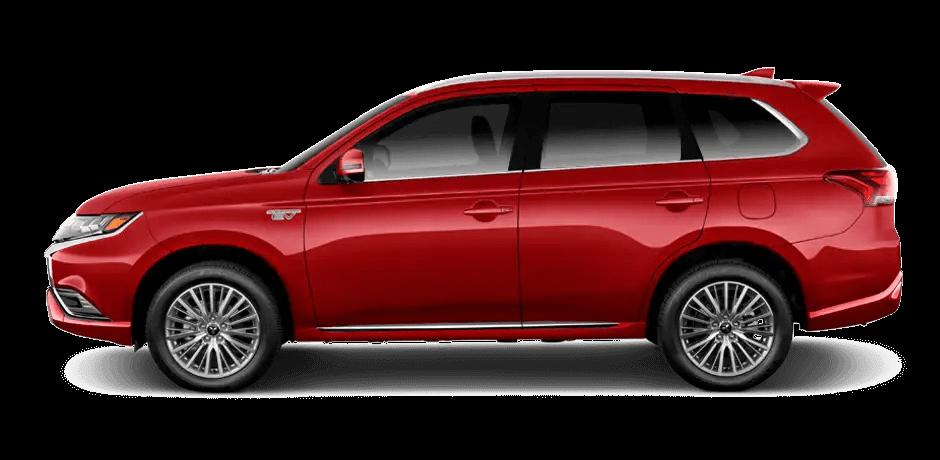 Mitsubishi Outlander PHEV Inventory Button