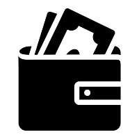 Cost to Own - Out of Pocket Expenses Icon