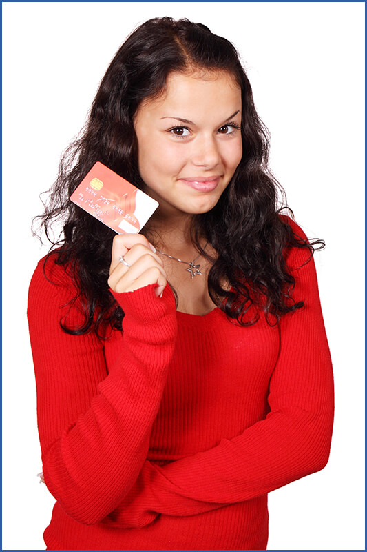 Student Credit Card Image