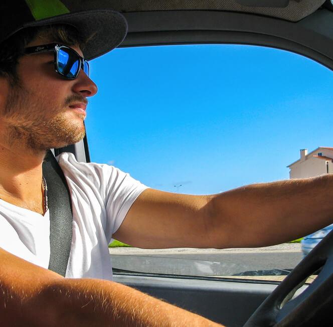 Vern Eide Motorcars Road Trip Essentials Inside the Car