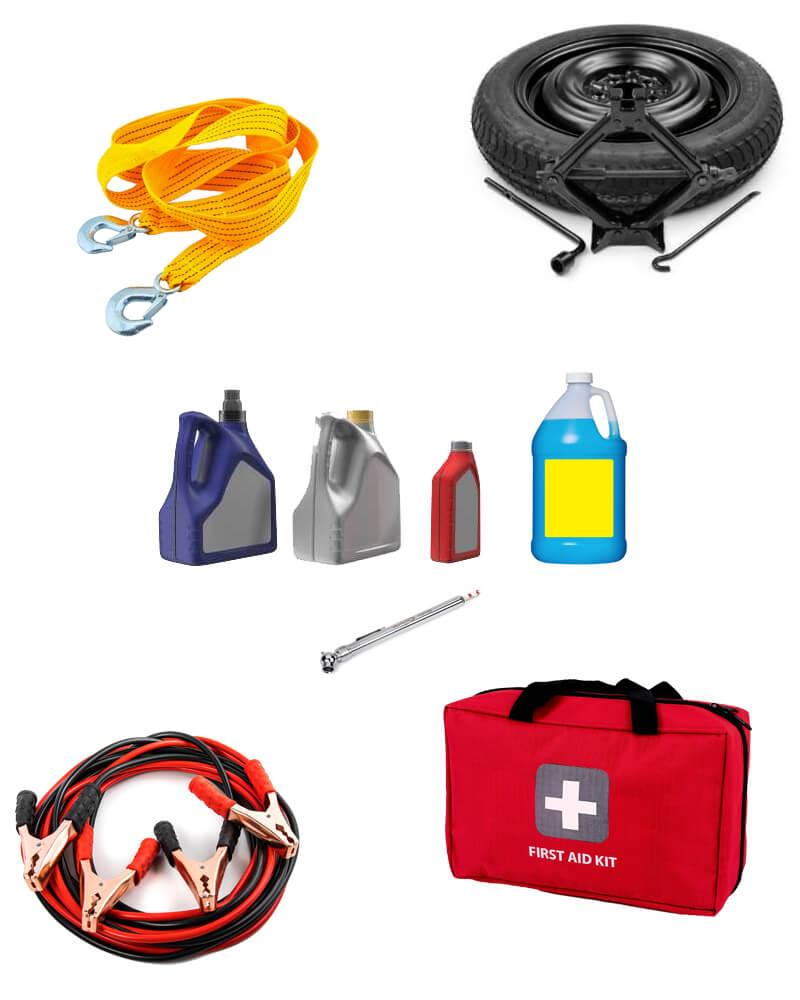 Vern Eide Motorcars Road Trip Essentials
