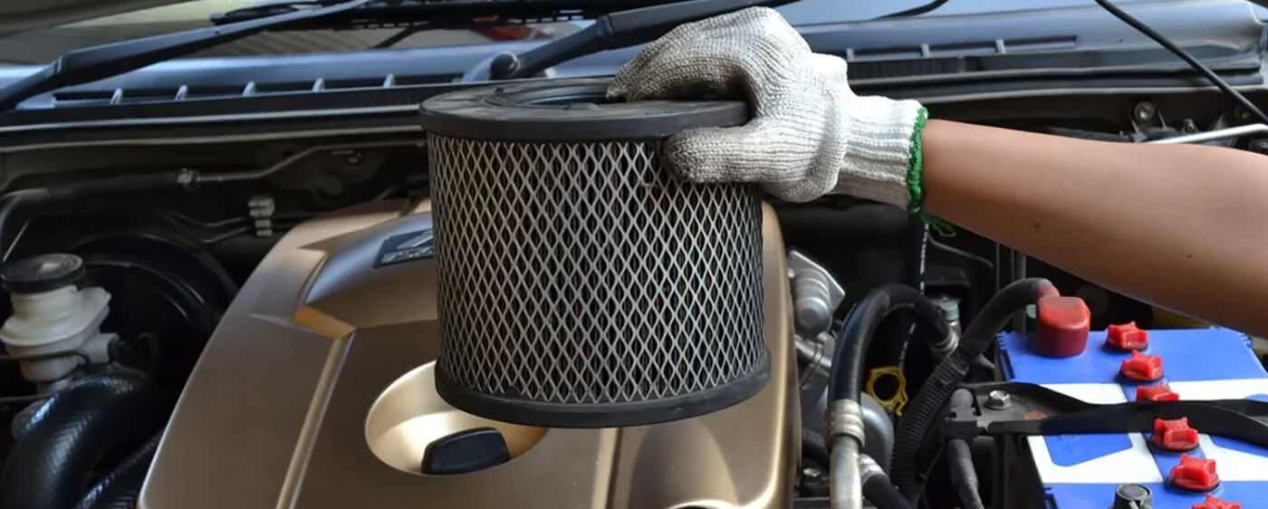 Summer Car Care Tips: Air Filter