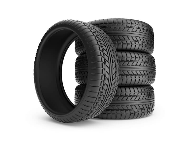 Summer Car Care Tips: Tires
