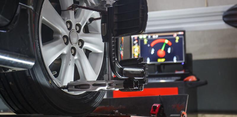 Wheel Alignment Image