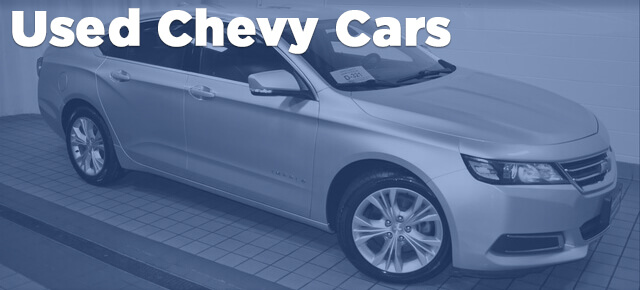 Vern Eide Motorcars Pre-Owned Chevy Cars Image