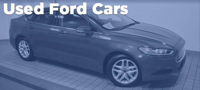 Vern Eide Motorcars Pre-Owned Ford Cars Image