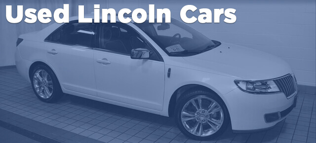 Vern Eide Motorcars Pre-Owned Lincoln Cars Image
