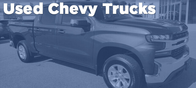 Vern Eide Motorcars Pre-Owned Chevy Trucks Image