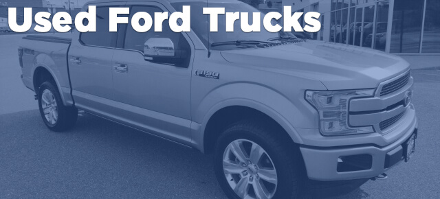 Vern Eide Motorcars Pre-Owned Ford Trucks Image