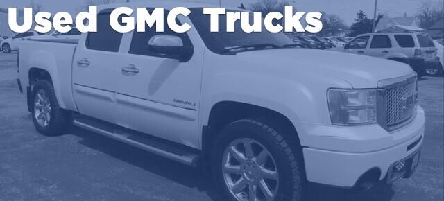 Vern Eide Motorcars Pre-Owned GMC Trucks Image