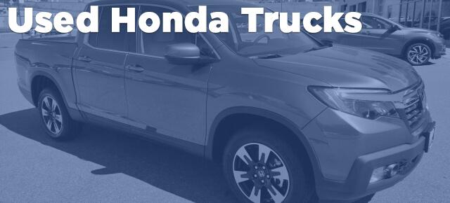 Vern Eide Motorcars Used Honda Trucks Image