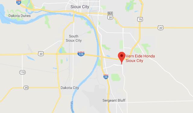 Vern Eide Sioux City