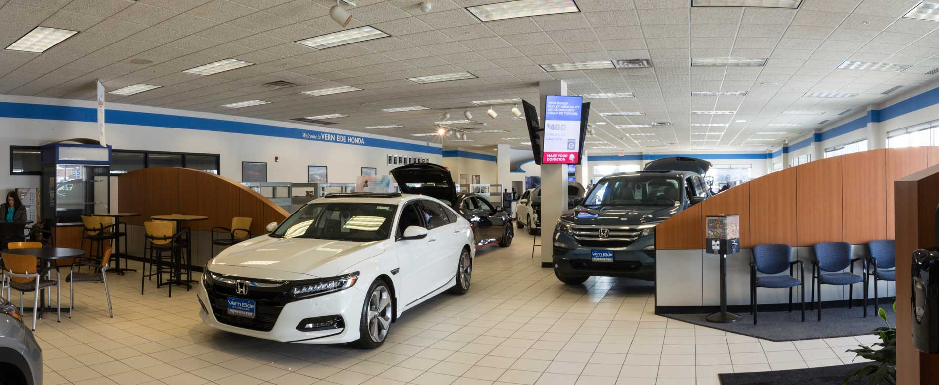 Value Your Trade at Vern Eide Motorcars