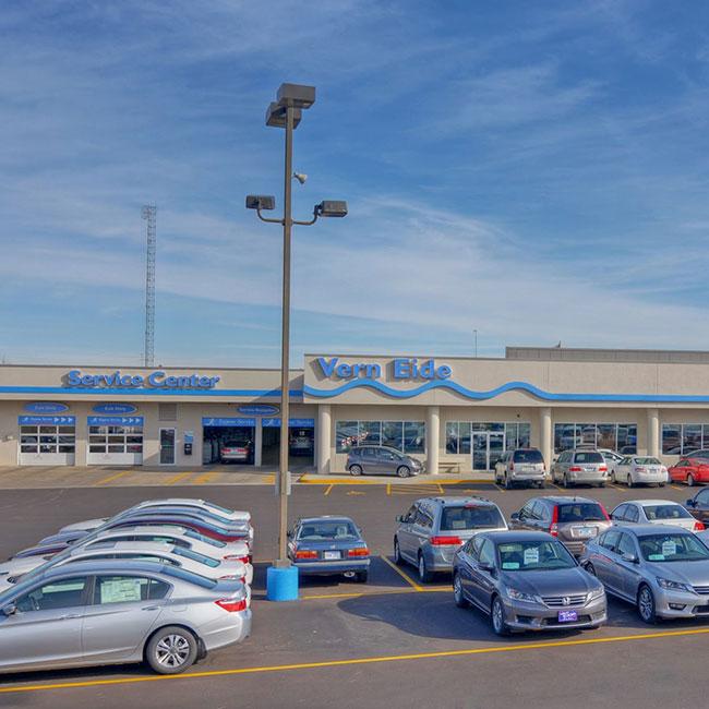 Honda Service Sioux Falls, SD