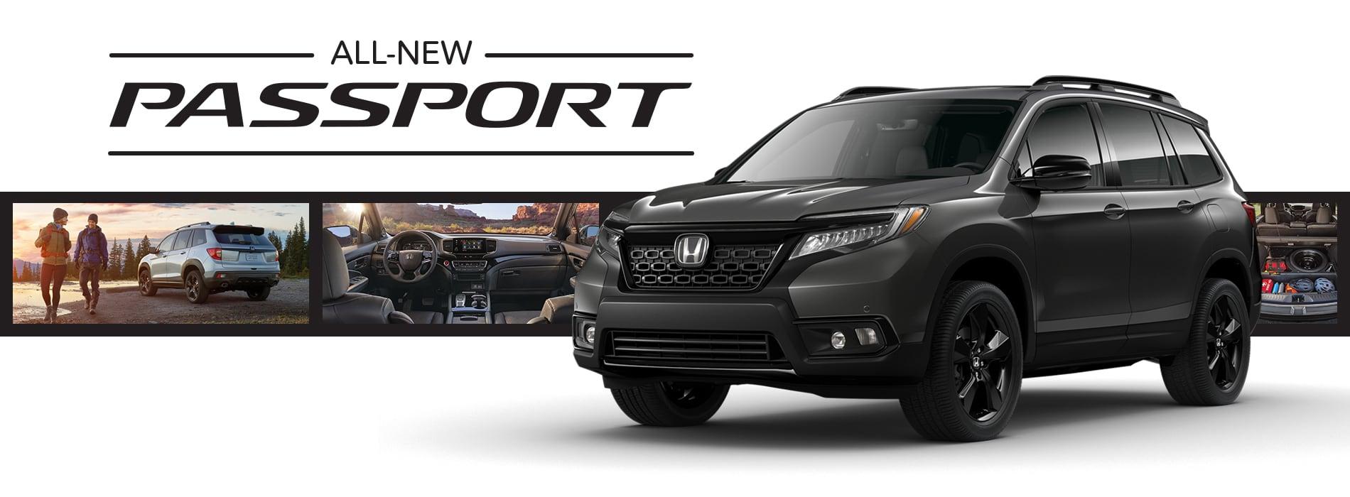 Honda Passport