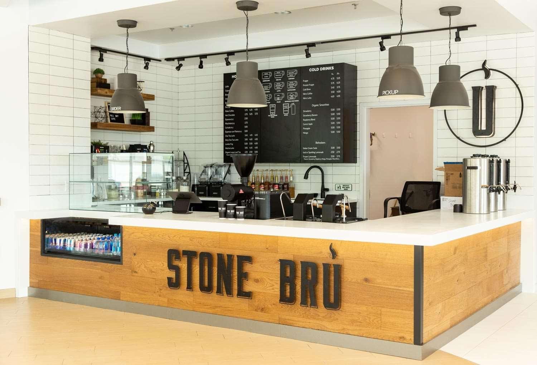Stone Bru Coffee - Vern Eide Mitsubishi - Sioux City