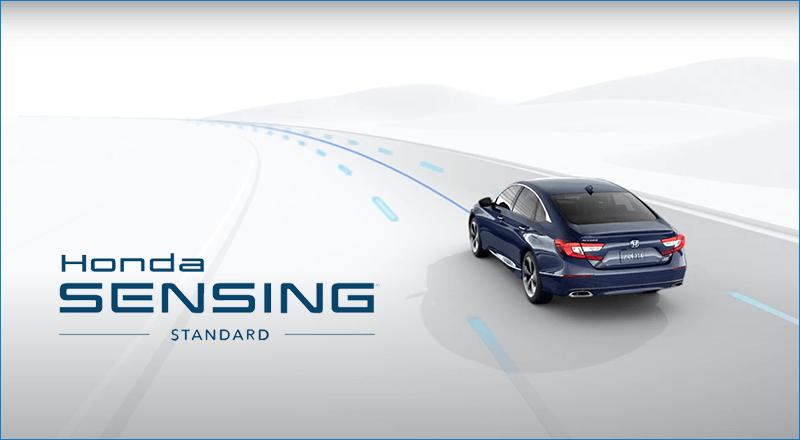 2020 Honda Accord Trim Levels Honda Sensing Image