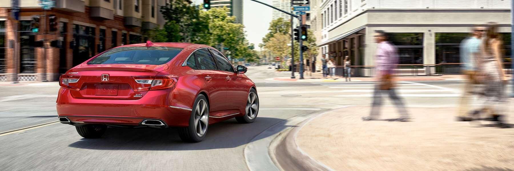 2020 Honda Accord Trim Levels Performance Image