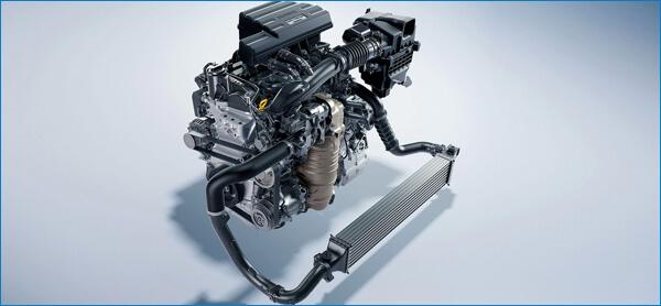 2020 Honda CR-V Engine Image
