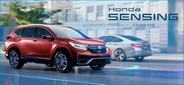 2020 Honda CR-V Safety Image