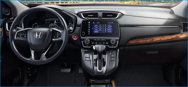 2020 Honda CR-V Technology Features Image