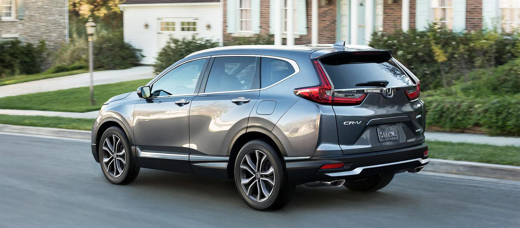 2020 Honda CR-V Trim Options Hero Image