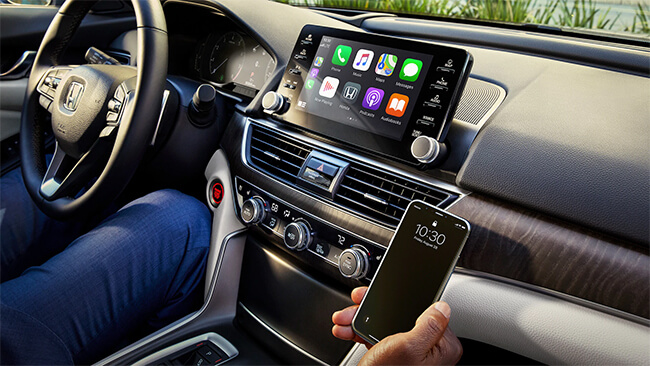 2021 Honda Accord Sport Special Edition Interior Image